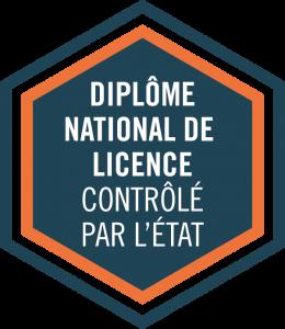 Diplome licence HUmanités CUCDB
