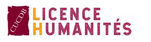 Licence Humanités CUCDB